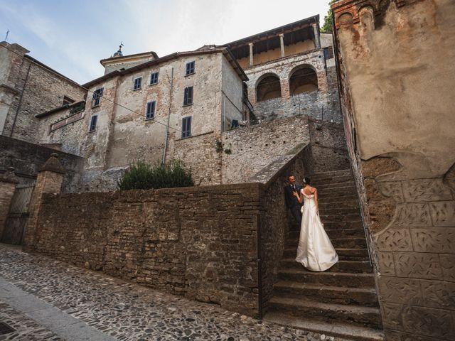Il matrimonio di Luca e Manuela a Pontenure, Piacenza 92