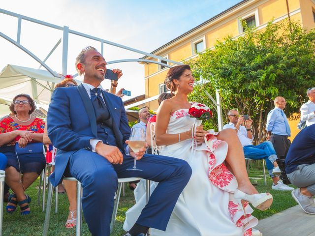 Il matrimonio di Luca e Manuela a Pontenure, Piacenza 101