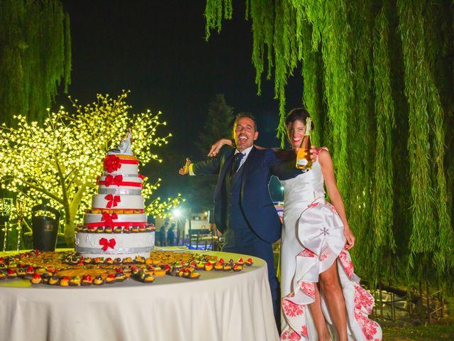 Il matrimonio di Luca e Manuela a Pontenure, Piacenza 118