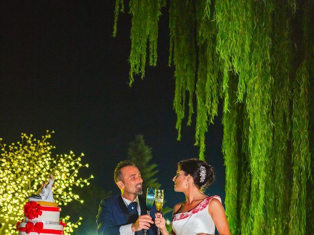 Il matrimonio di Luca e Manuela a Pontenure, Piacenza 119
