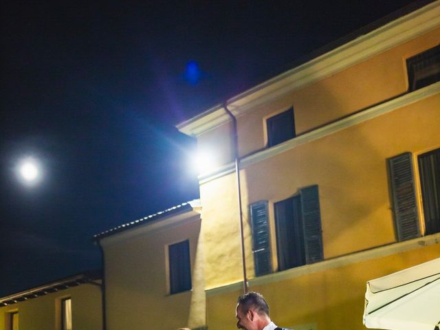 Il matrimonio di Luca e Manuela a Pontenure, Piacenza 122