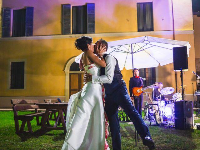 Il matrimonio di Luca e Manuela a Pontenure, Piacenza 123
