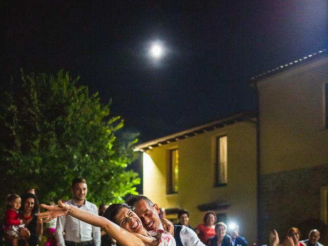 Il matrimonio di Luca e Manuela a Pontenure, Piacenza 131