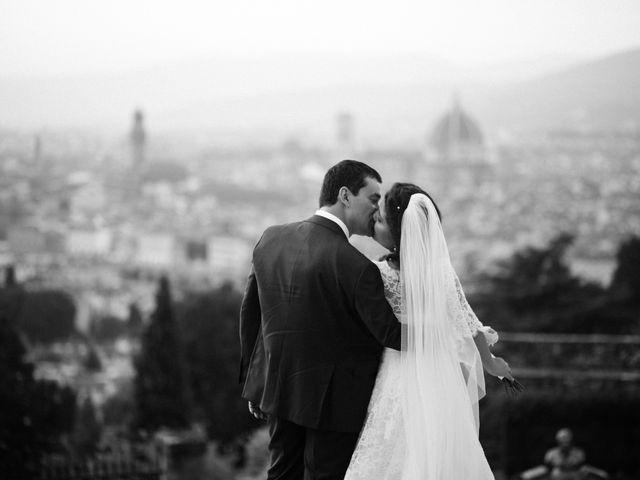 Il matrimonio di Fabiana e Roberto a Firenze, Firenze 4