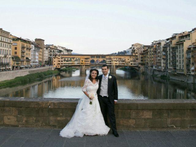 Il matrimonio di Fabiana e Roberto a Firenze, Firenze 8