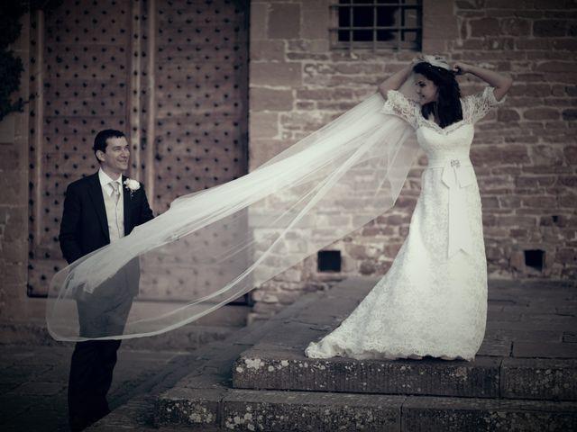 Il matrimonio di Fabiana e Roberto a Firenze, Firenze 9