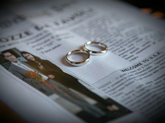 Il matrimonio di Fabiana e Roberto a Firenze, Firenze 11