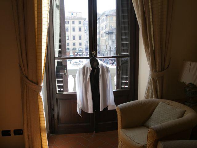 Il matrimonio di Fabiana e Roberto a Firenze, Firenze 13