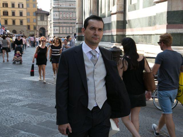 Il matrimonio di Fabiana e Roberto a Firenze, Firenze 18