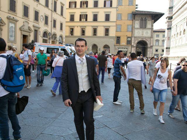 Il matrimonio di Fabiana e Roberto a Firenze, Firenze 19