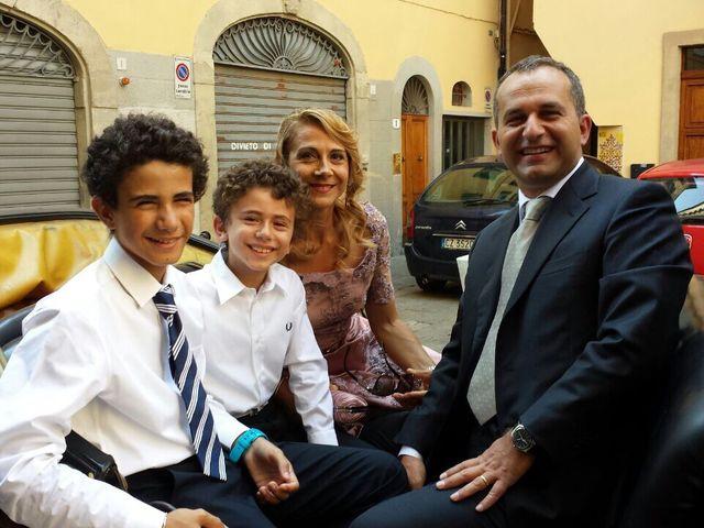 Il matrimonio di Fabiana e Roberto a Firenze, Firenze 21