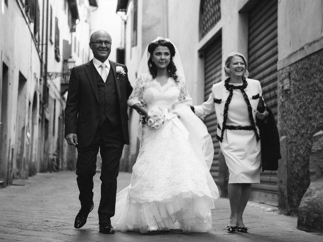 Il matrimonio di Fabiana e Roberto a Firenze, Firenze 51