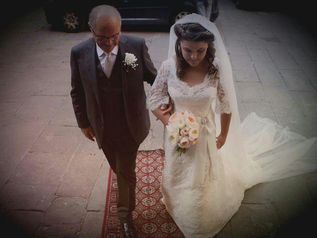 Il matrimonio di Fabiana e Roberto a Firenze, Firenze 52