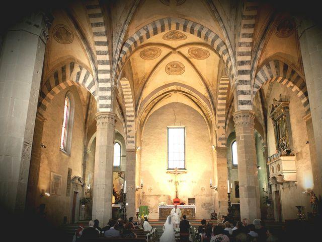 Il matrimonio di Fabiana e Roberto a Firenze, Firenze 54
