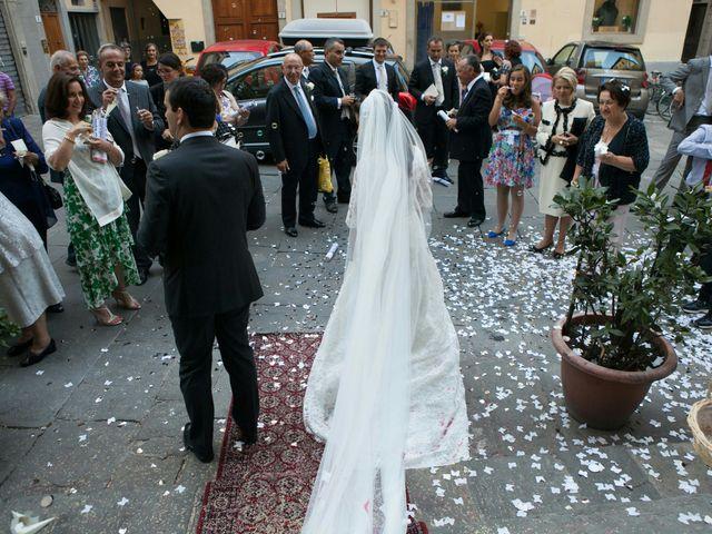 Il matrimonio di Fabiana e Roberto a Firenze, Firenze 70