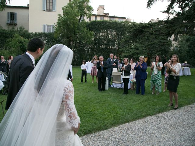 Il matrimonio di Fabiana e Roberto a Firenze, Firenze 72