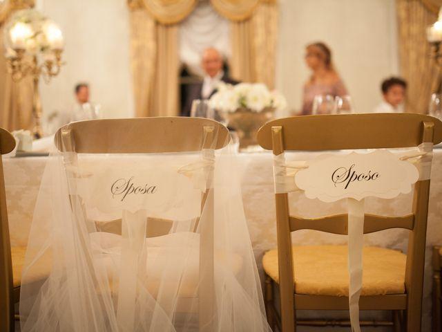 Il matrimonio di Fabiana e Roberto a Firenze, Firenze 86