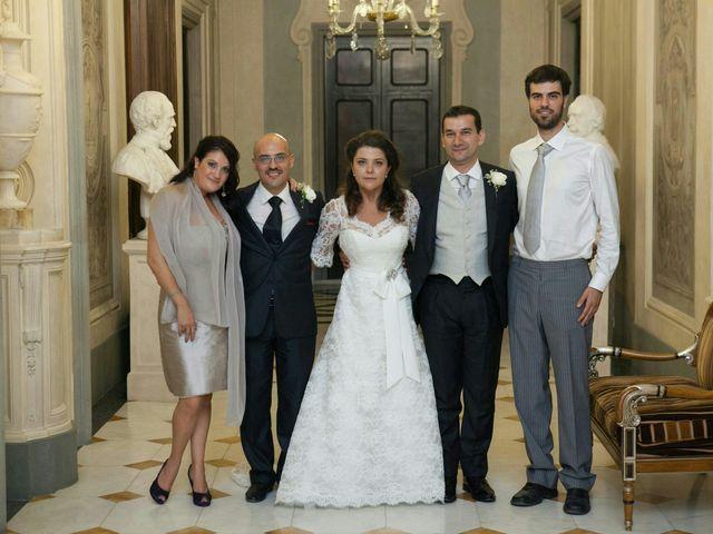 Il matrimonio di Fabiana e Roberto a Firenze, Firenze 107