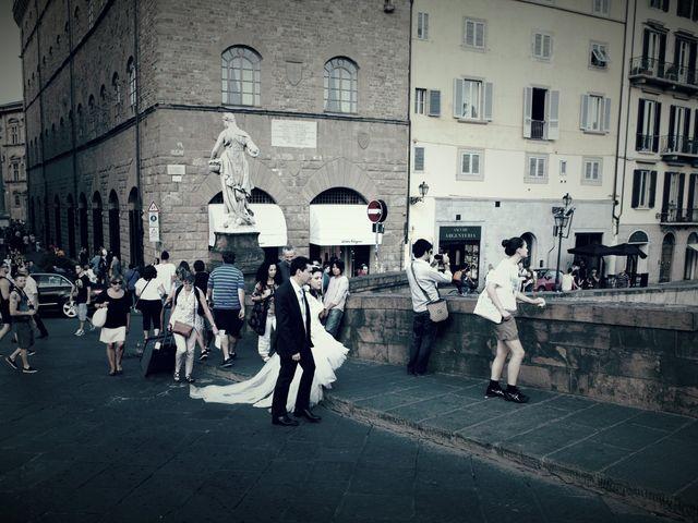 Il matrimonio di Fabiana e Roberto a Firenze, Firenze 113