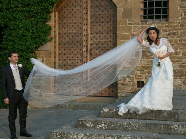 Il matrimonio di Fabiana e Roberto a Firenze, Firenze 123