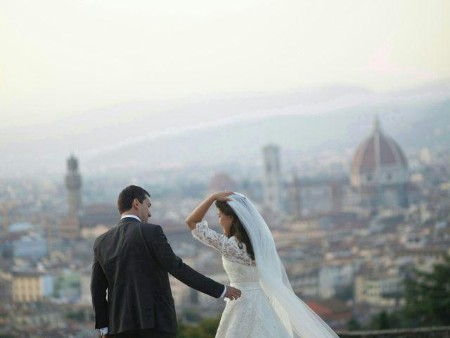 Il matrimonio di Fabiana e Roberto a Firenze, Firenze 125