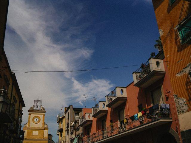 Il matrimonio di Veronica e Tammaro a Pomigliano d'Arco, Napoli 40