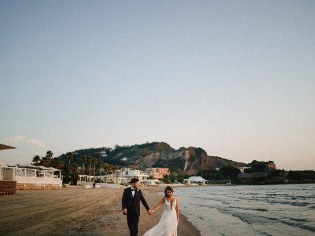 Il matrimonio di Veronica e Tammaro a Pomigliano d'Arco, Napoli 1