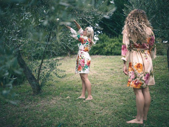 Il matrimonio di Ruston e Bonnie a Pergola, Pesaro - Urbino 2