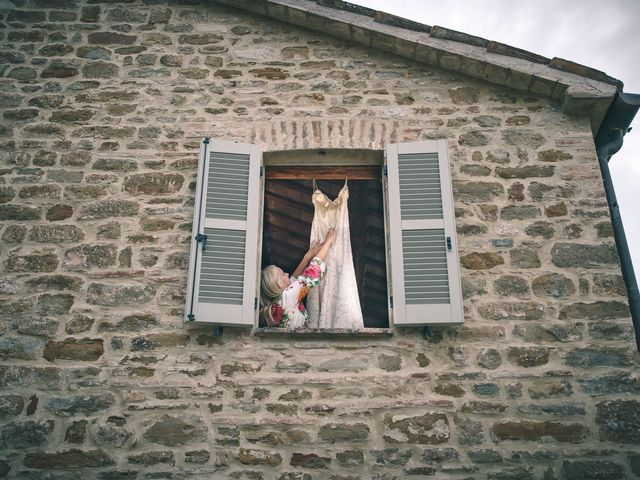 Il matrimonio di Ruston e Bonnie a Pergola, Pesaro - Urbino 9