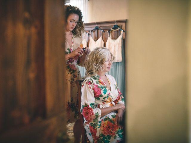 Il matrimonio di Ruston e Bonnie a Pergola, Pesaro - Urbino 15