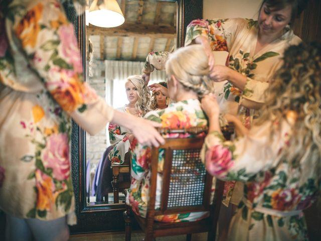Il matrimonio di Ruston e Bonnie a Pergola, Pesaro - Urbino 17