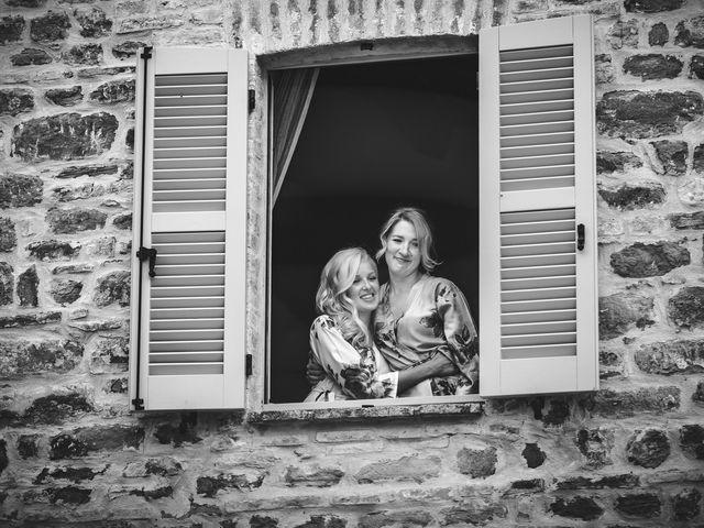 Il matrimonio di Ruston e Bonnie a Pergola, Pesaro - Urbino 19