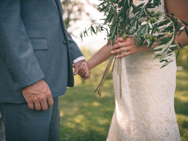 Il matrimonio di Ruston e Bonnie a Pergola, Pesaro - Urbino 36
