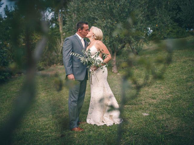 Il matrimonio di Ruston e Bonnie a Pergola, Pesaro - Urbino 37