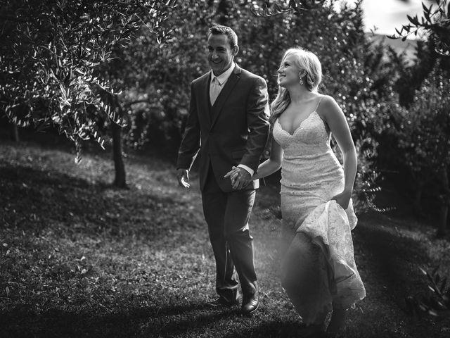 Il matrimonio di Ruston e Bonnie a Pergola, Pesaro - Urbino 38