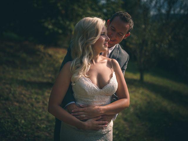 Il matrimonio di Ruston e Bonnie a Pergola, Pesaro - Urbino 39