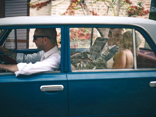 Il matrimonio di Ruston e Bonnie a Pergola, Pesaro - Urbino 47