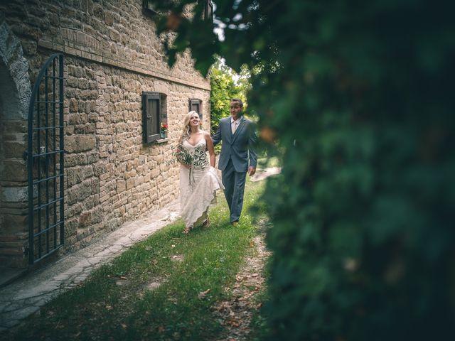 Il matrimonio di Ruston e Bonnie a Pergola, Pesaro - Urbino 48