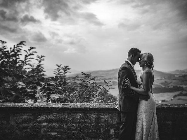 Il matrimonio di Ruston e Bonnie a Pergola, Pesaro - Urbino 49