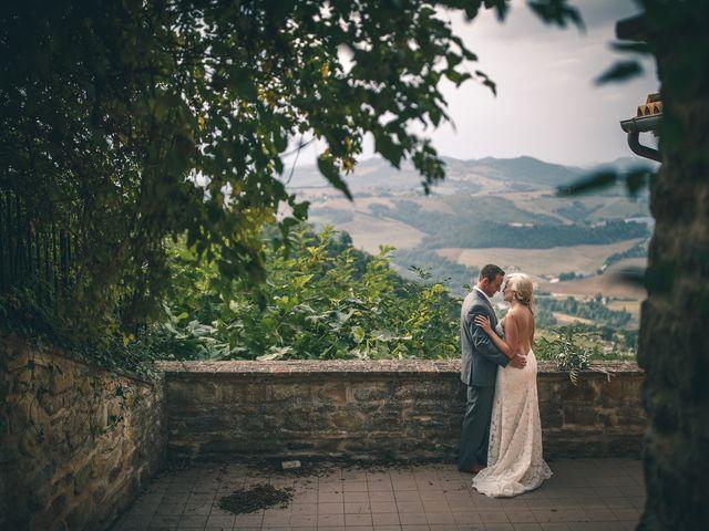 Il matrimonio di Ruston e Bonnie a Pergola, Pesaro - Urbino 50
