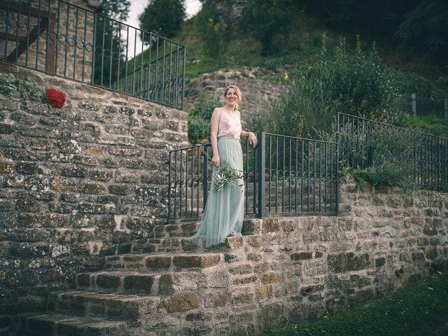 Il matrimonio di Ruston e Bonnie a Pergola, Pesaro - Urbino 51