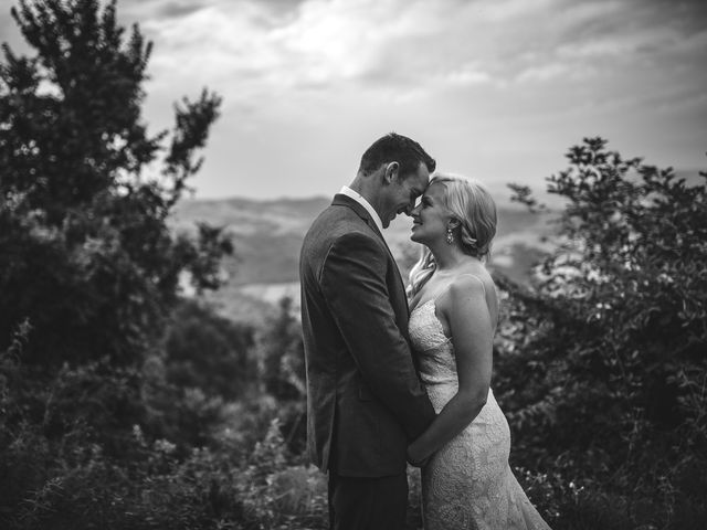 Il matrimonio di Ruston e Bonnie a Pergola, Pesaro - Urbino 54