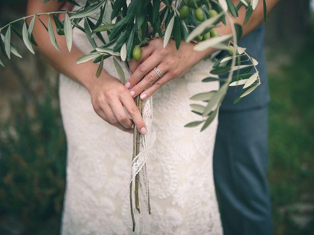 Il matrimonio di Ruston e Bonnie a Pergola, Pesaro - Urbino 55