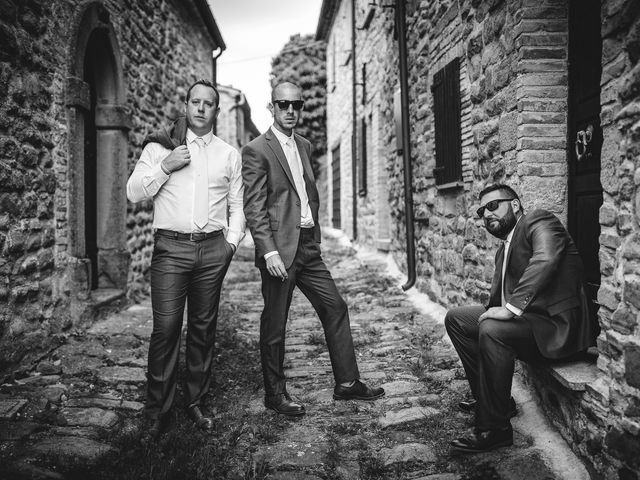 Il matrimonio di Ruston e Bonnie a Pergola, Pesaro - Urbino 56