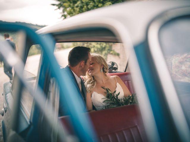 Il matrimonio di Ruston e Bonnie a Pergola, Pesaro - Urbino 57