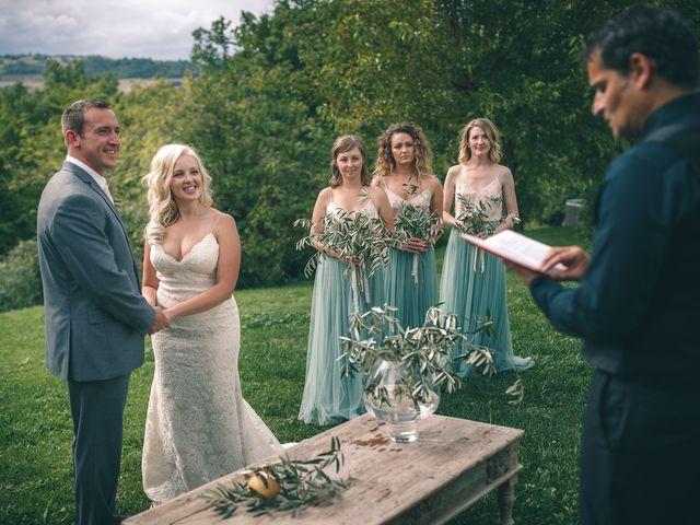 Il matrimonio di Ruston e Bonnie a Pergola, Pesaro - Urbino 72