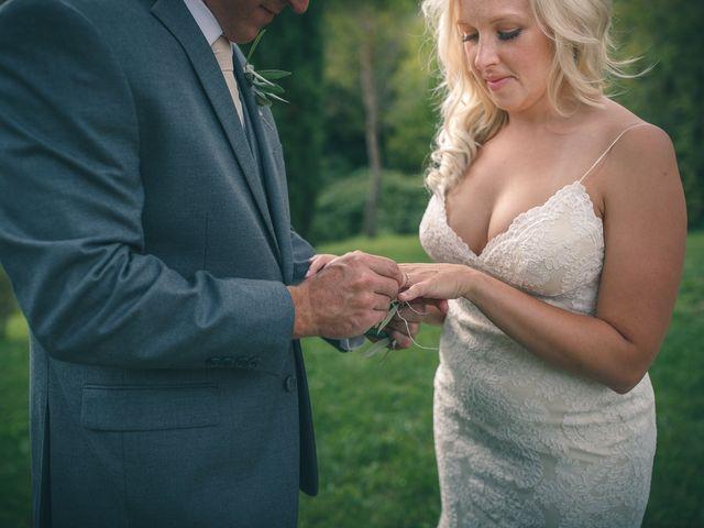 Il matrimonio di Ruston e Bonnie a Pergola, Pesaro - Urbino 75