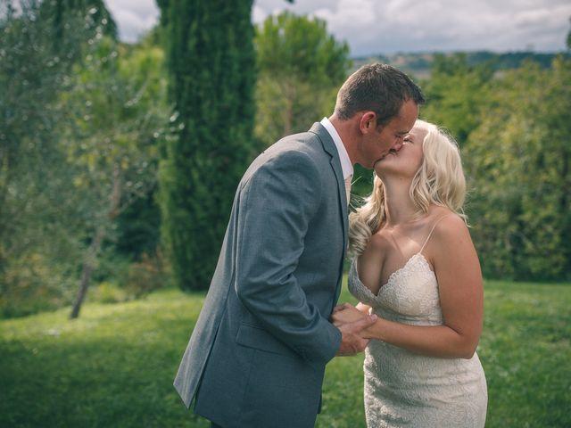 Il matrimonio di Ruston e Bonnie a Pergola, Pesaro - Urbino 77