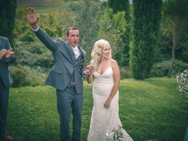 Il matrimonio di Ruston e Bonnie a Pergola, Pesaro - Urbino 81