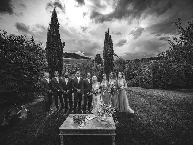Il matrimonio di Ruston e Bonnie a Pergola, Pesaro - Urbino 82